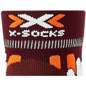 X-Socks Run Speed Two Calze Uomo, arancione